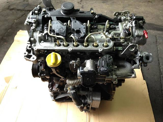 бу Б/у двигатель для Opel Vivaro 2.0 dci в Черкассах