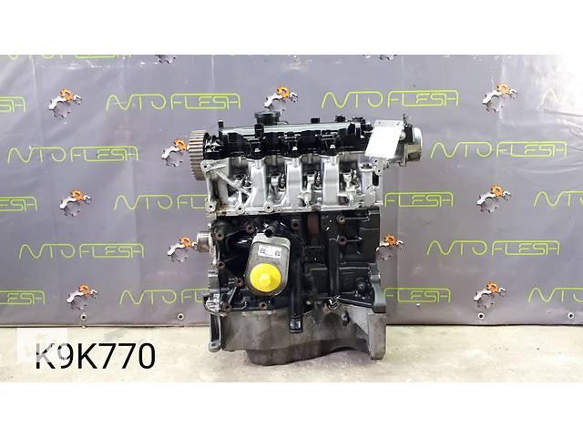 Б/у двигатель K9K770, 1.5 dCi, Euro 5 для Dacia/ Nissan/ Renault- объявление о продаже  в Ковеле