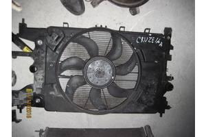 б/у Диффузоры Chevrolet Cruze