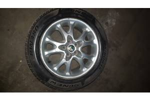 б/у диски с шинами Alfa Romeo 156