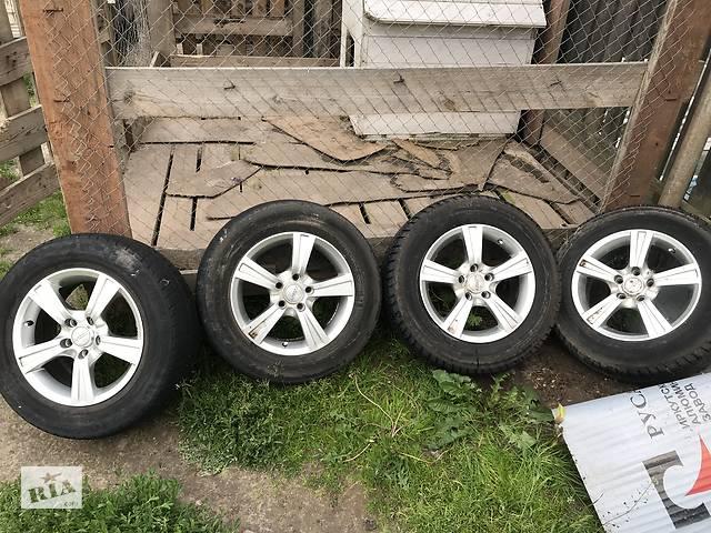 бу Б/у диск с шиной для ГАЗ в Буче