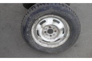 б/в Диски з шинами ВАЗ