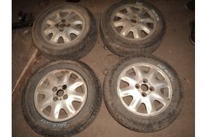 б/у диски с шинами Opel Ascona