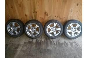 б/у диски с шинами Opel Astra H
