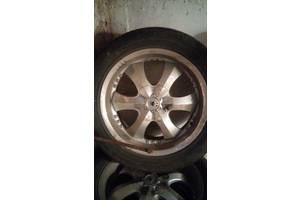 б/у диски с шинами Toyota Prado 150