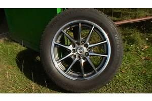 б/у диски с шинами Volkswagen Polo 5D
