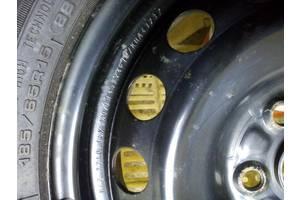 б/у диски с шинами Subaru