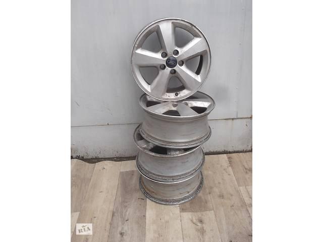 продам Б/у диски для легкового авто Ford 5X108 6.5X16 4M51-EB бу в Луцке