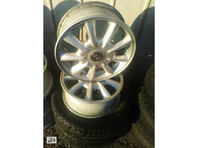 бу Б/у диски для Mitsubishi Galant r15 4x114 хундай 4шт  в Украине