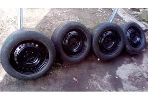 б/у диски с шинами Nissan Teana