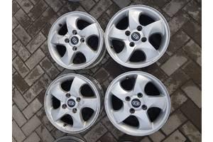 Б/у диски титаны для Kia Nissan Tida Note KIA Chevrolet Lacetti R15 4 114.3 4*114.3 4x114.3 6J ET45 привезены с Германии