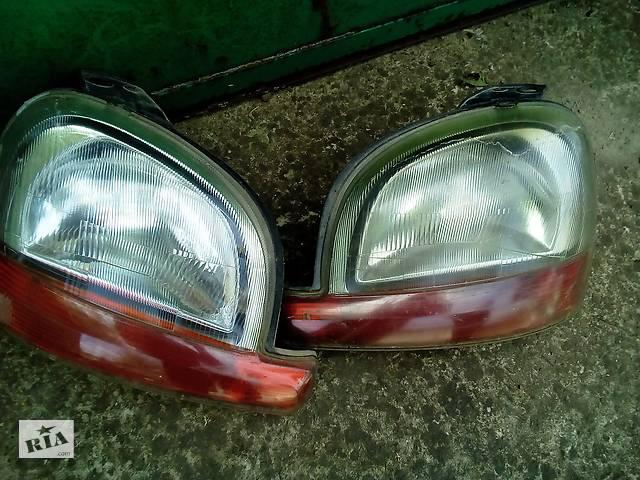 Б/у фара для Renault Kangoo- объявление о продаже  в Ивано-Франковске