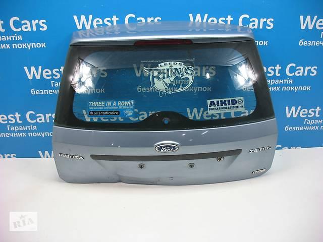 бу Б/У 2002 - 2008 Fiesta Кришка багажника. Вперед за покупками! в Луцьку