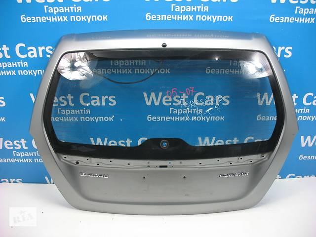 Б/У 2005 - 2007 Forester Кришка багажника. Вперед за покупками!- объявление о продаже  в Луцьку
