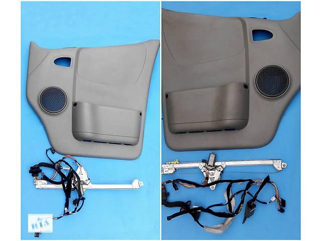 купить бу Б/у комплект стеклоподъемников Renault Trafic Рено Трафик Opel Vivaro Виваро Nissan Primastar 1.9 2.0 2.5 2001-2012 в Рівному