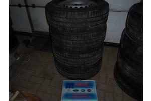 б/у диски с шинами Mercedes Sprinter