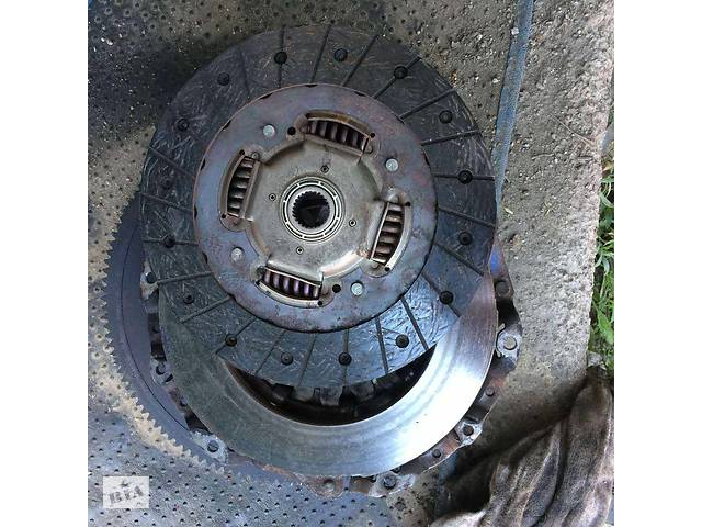 купить бу Б/у корзина сцепления +диск в подарок Renault Scenic 1, Рено Сценик 1, 1.9dci, F8T в Кропивницком (Кировоград)