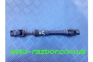 Б/у Крестовина карданчик рулевой рейки колонки на Hyundai H1 Starex, H200 1997 - 2004 год