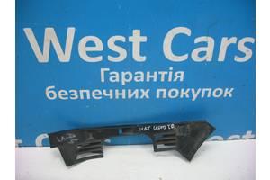 Б/У Кронштейн бампера задній лівий Leon 1998 - 2006 1m6807393D. Вперед за покупками!