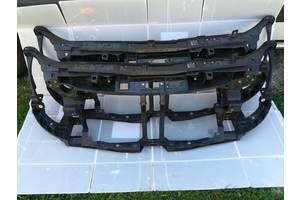 б/у Кронштейны крепления радиатора Renault Master груз.