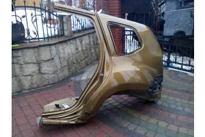 б/у Крылья задние Renault Duster