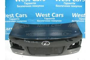 Б/У Крышка багажника черная IS 2005 - 2012 . Вперед за покупками!
