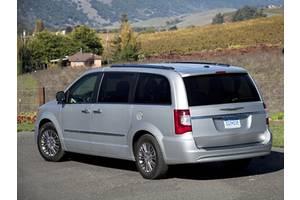 б/у Крышки багажника Chrysler Town & Country