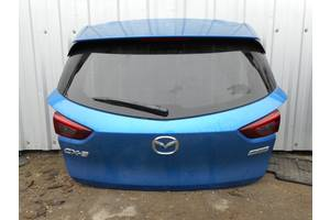 б/у Крышки багажника Mazda CX-3