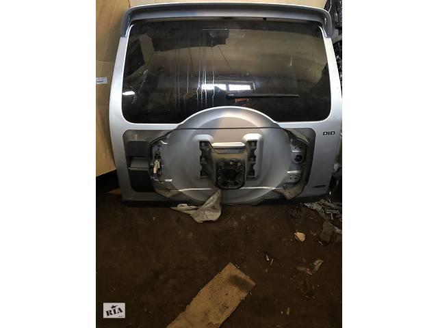 Б/у крышка багажника для Mitsubishi Pajero Wagon- объявление о продаже  в Киеве