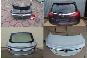 б/у Крышки багажника Opel Insignia