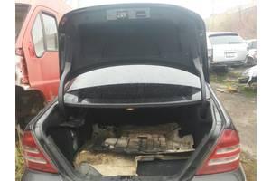 б/у Ковры багажника Mercedes C-Class