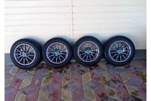 Б/У Літні колеса в зборі для ВАЗ R14 185/60, диски з гумою, літні шини на ВАЗ
