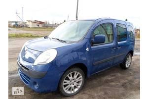 б/у Молдинги заднего/переднего бампера Renault Kangoo