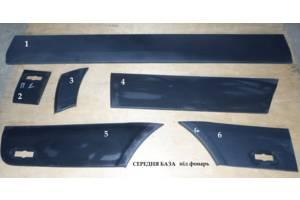б/у Молдинги арки Volkswagen Crafter груз.