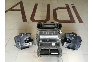 б/у Моторчики печки Audi S8