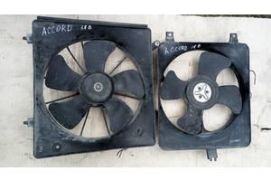 б/у Моторчики вентилятора радиатора Honda Accord