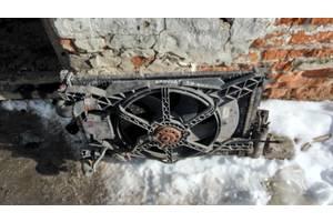 б/в Моторчики вентилятора радіатора Renault Laguna II