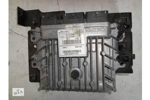 б/у Блоки управления двигателем Renault Kangoo