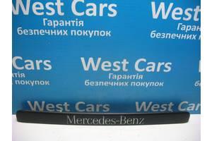 Б/У 2003 - 2013 Vito Накладка крышки багажника (панель подсветки номера). Вперед за покупками!