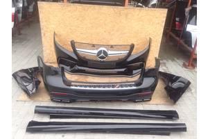б/у Бамперы передние Mercedes GLE-Class