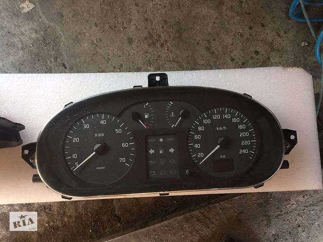 бу Б/у панель, комбінація приладів для Renault Scenic 1, Рено Сценік, P7700427896A в Кропивницькому (Кіровоград)