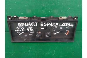 б/у Панели приборов/спидометры/тахографы/топографы Renault 21