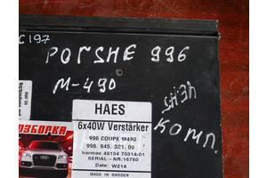б/у Радио и аудиооборудование/динамики Porsche 997