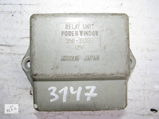 бу Б/у реле стеклоподъемника Isuzu Midi, 356-21399 -арт№3147- в Броварах