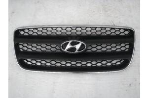 б/в грати радіатора Hyundai Santa FE