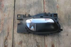 Б/у ручка двери внутренняя передняя правая для Citroen Grand C4 Picasso ,Citroen C4 Picasso , 2006-2013 , 96555516VD