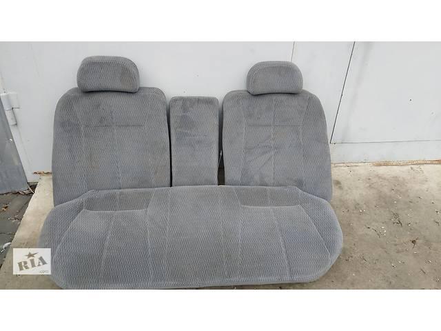 купить бу Б/у сиденье заднее с подголовниками для ВАЗ 2110 в Умани