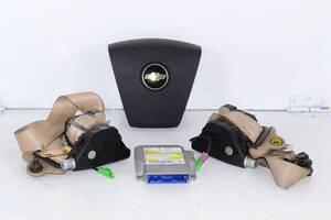 Б/У Система безопасности комплект Chevrolet Epica 95947051