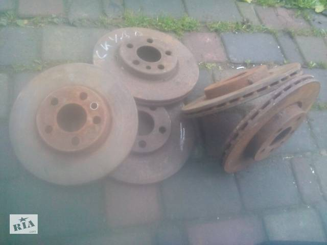 Б/у тормозной диск для Fiat Scudo- объявление о продаже  в Львове