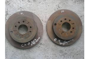 б/у Тормозные диски Mazda CX-7